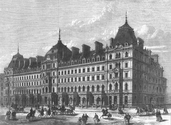 1868 – Nos. 7-16, Grosvenor Place, London