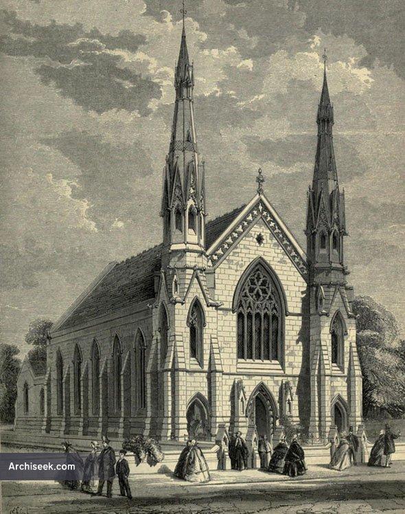 1860 – Chapel, Heath St, Hampstead, London