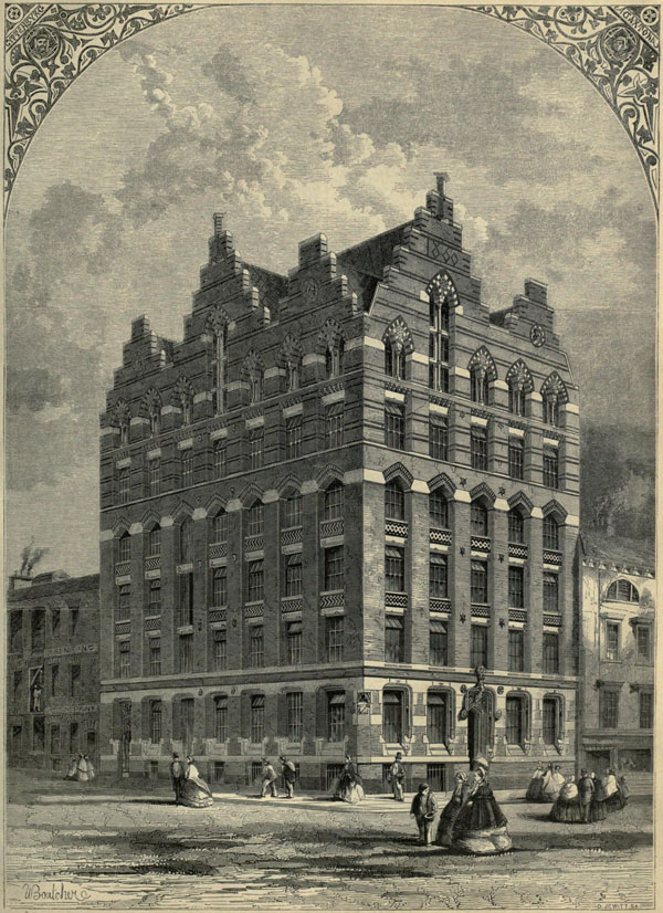 1860 – London Printing & Publishing Co., Smithfield, London