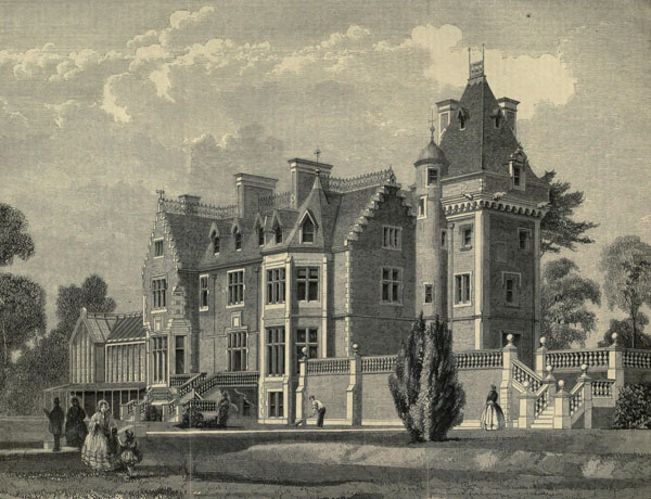 1858 &#8211; Eastburgh House, Pinner, London