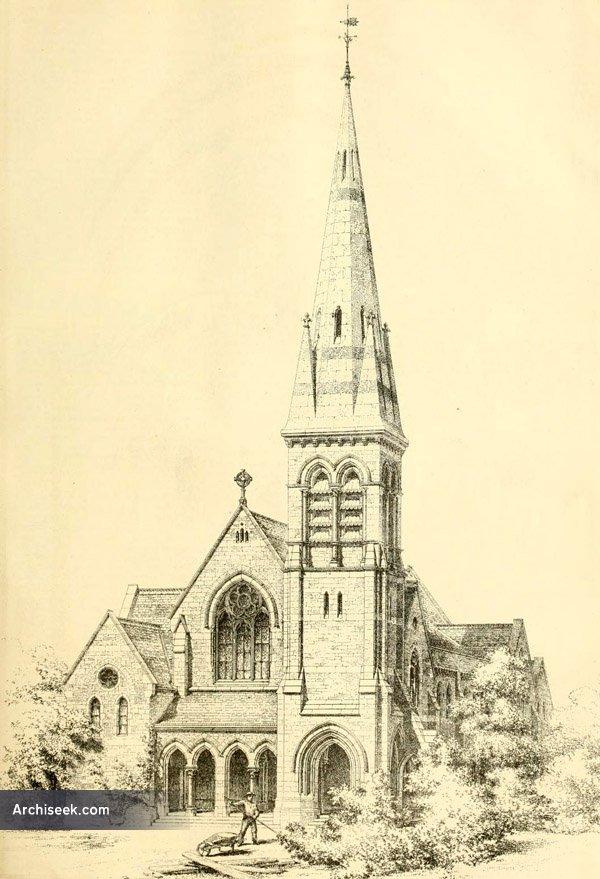 1871 – Streatham Hill Congregational Church, London