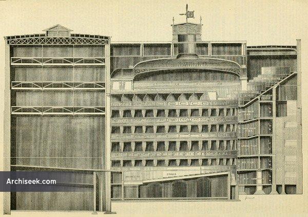 1868 – Her Majesty's Theatre, 57 Haymarket, London