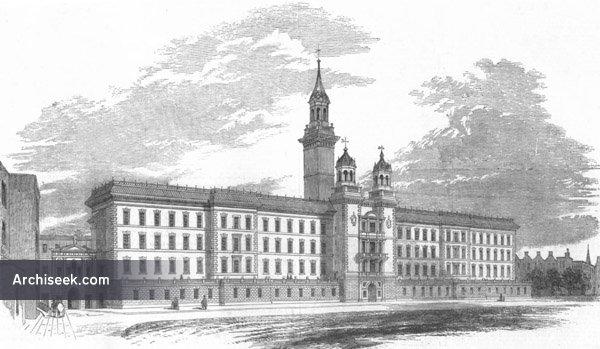 1852 – Guy's Hospital, Southwark, London