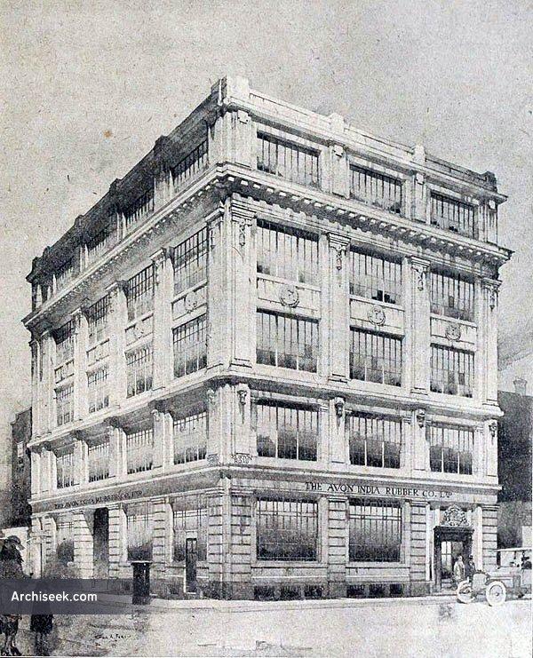 1920 – Avon India Rubber Co., Euston Rd., London