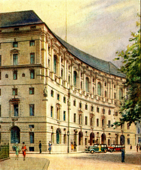 1927 – Britannic House, Moorgate, London