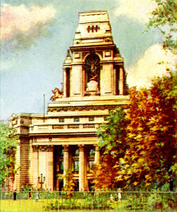 1922 – Former Port of London Authority Building, 10 Trinity Square, London