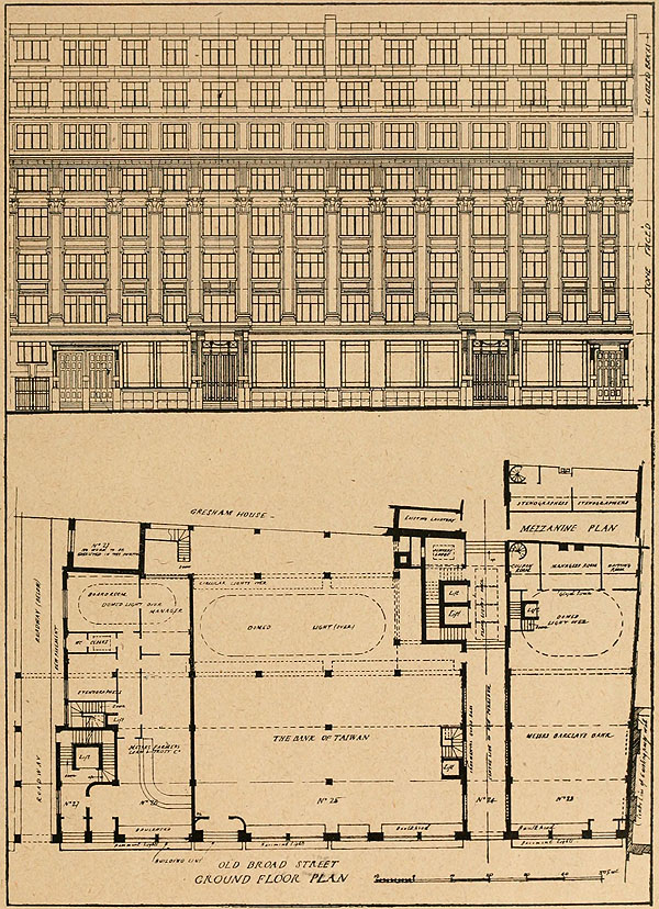 1920 – Gresham House, Old Broad St., London