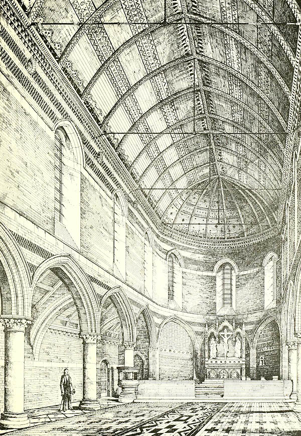 1873 – Church of St. Mary the Virgin, Pimlico, London