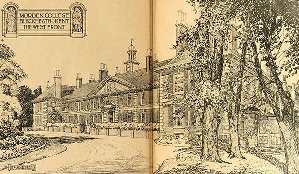 1700 – Morden College, Blackheath, London