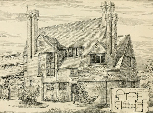 1881 – 'Fonthill', Henley-on-Thames, London