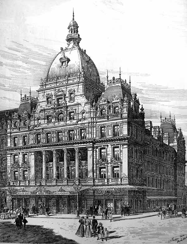 1897 – Her Majesty's Theatre, Haymarket, London