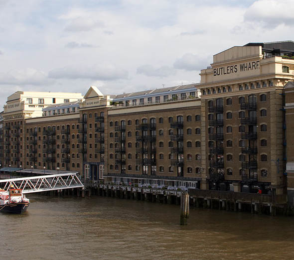 1873 – Butler's Wharf, London