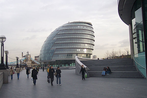 2002 &#8211; City Hall, London