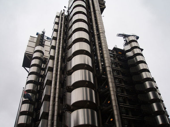 1984 – Lloyds, London