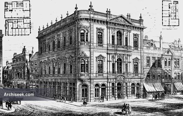 1875 – Manchester Conservative Club House, Lancashire