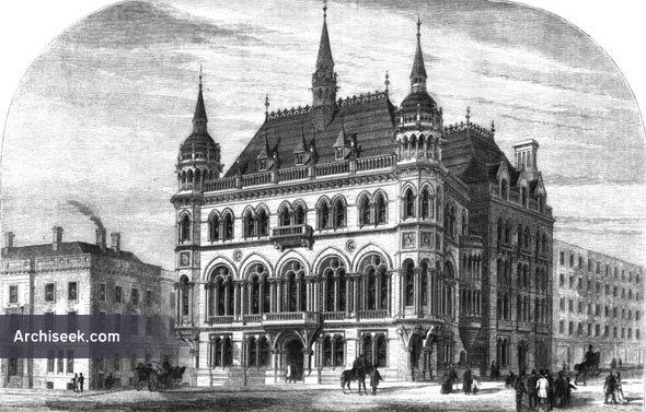 1870 – Manchester Reform Club, Lancashire