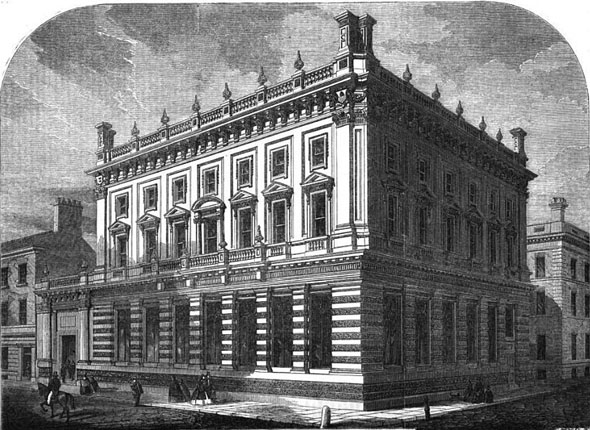 1862 – Manchester and Salford Bank, Lancashire