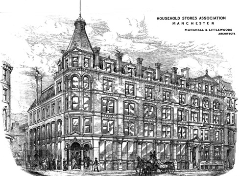 1880 &#8211; Household Stores Association, Manchester