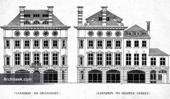 1904 – Temperance Union, Manchester, Lancashire