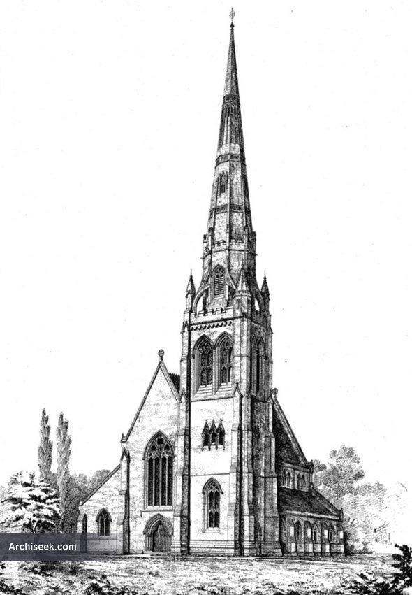 1846 – Platt Church, Manchester, Lancashire
