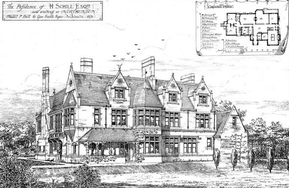 1877 &#8211; House, Northenden, Manchester
