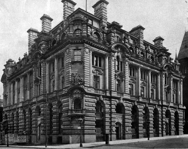 1915 – Lloyds Bank, Manchester
