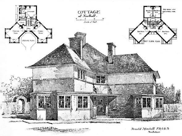1904 &#8211; Cottage, Northolt, Middlesex