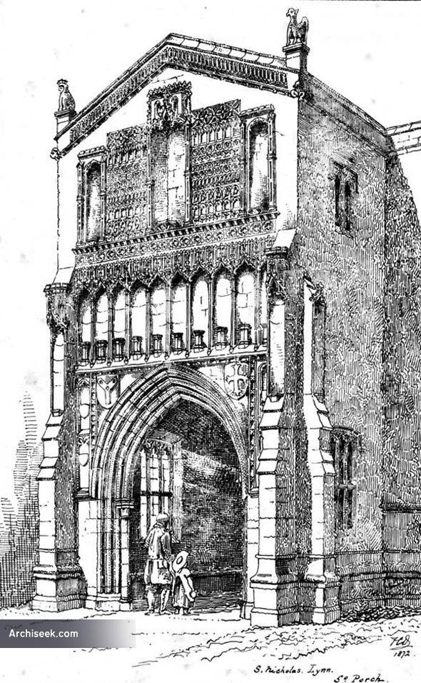 1415 – St. Nicholas Chapel, King's Lynn, Norfolk