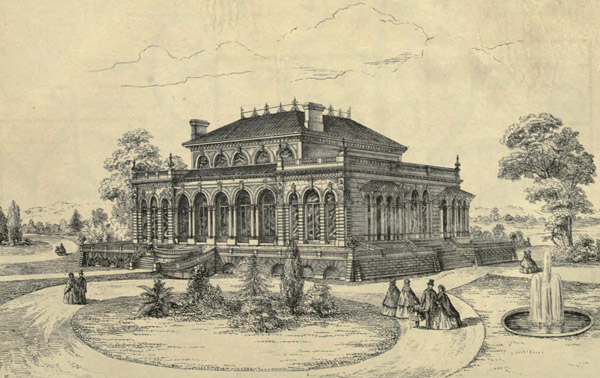 1867 &#8211; Assembly Rooms, Yarmouth, Norfolk
