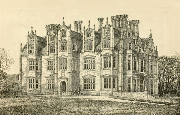 1805 – North Barningham Hall, Norfolk
