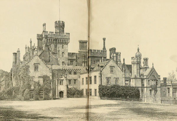 1836 &#8211; Costessey Hall, Norfolk
