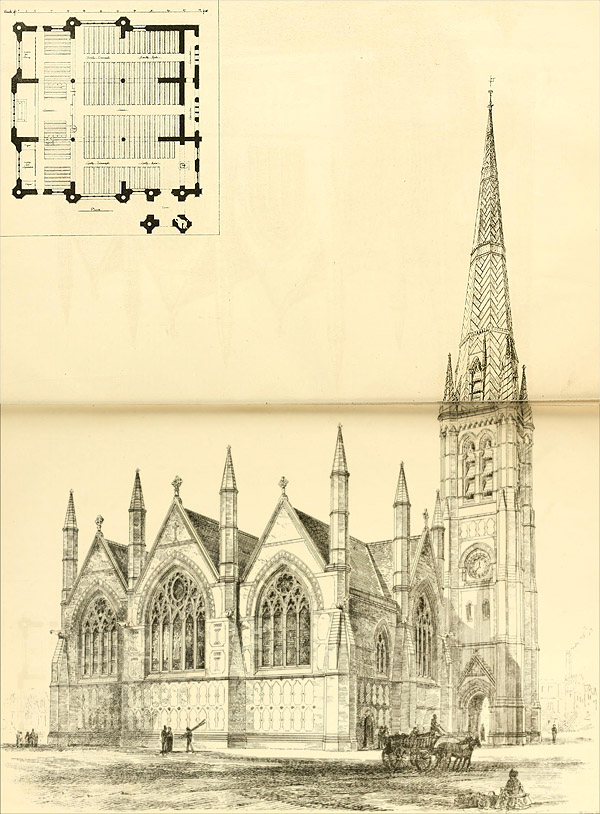 1860s – St. James Church, Great Yarmouth, Norfolk