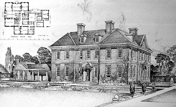 1906 – Little Massingham House, Massingham, Norfolk