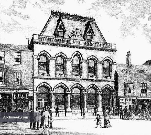 1880 – Northampton Union Bank, Wellingborough, Northamptonshire