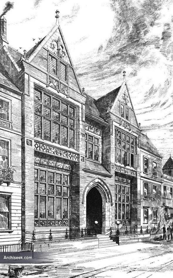 1875 – Club, Northampton, Northamptonshire