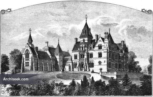 1863 – Bestwood Lodge, Nottingham, Nottinghamshire
