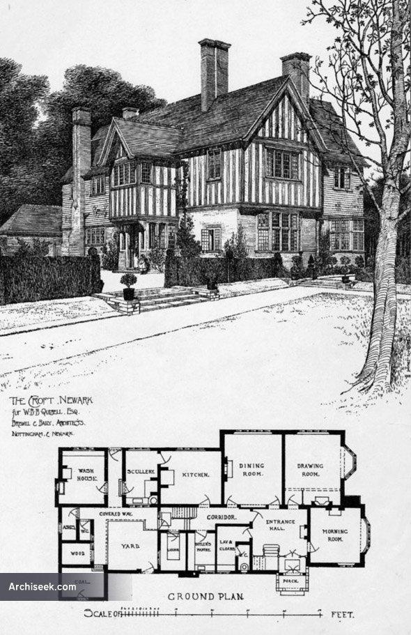 1901 – The Croft, Newark, Nottinghamshire