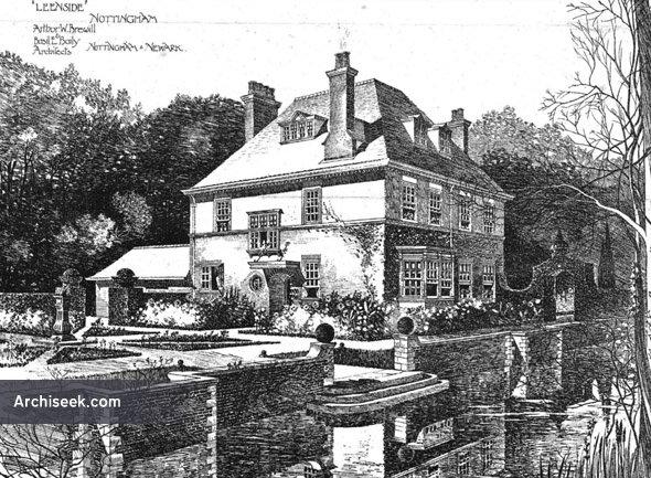 """1895 – """"Leenside"""", Nottingham"""