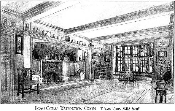 1908 &#8211; Howe Combe, Watlington, Oxfordshire