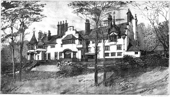 1903 – 'Parkwood', Henley on Thames, Oxfordshire