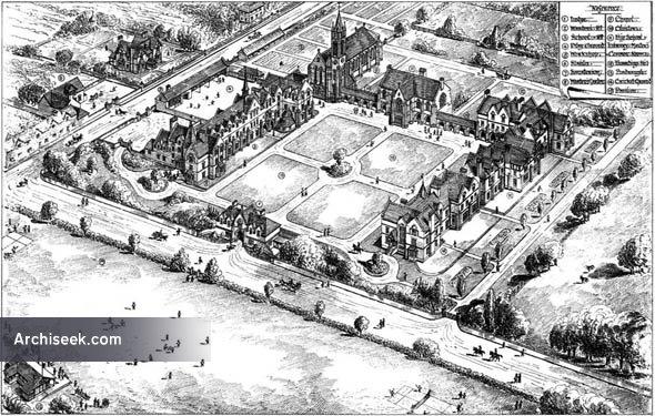 1881 – St. Edward's School, Oxford, Oxfordshire