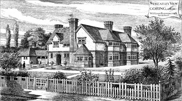 1888 &#8211; Streatley View, Goring, Oxfordshire