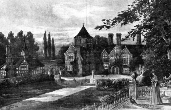 1888 – Pryorshurst, Oxfordshire
