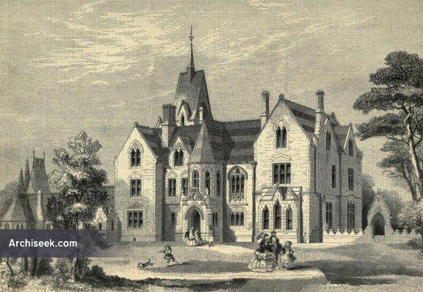 1860 – Stratton Audley Park, Oxfordshire