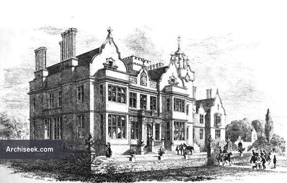 1875 – Corfton Manor, Shropshire