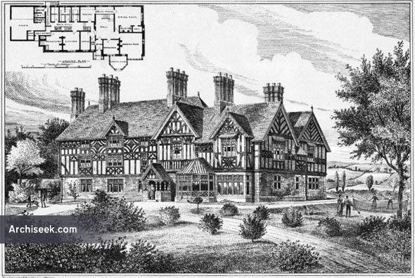 1886 – Kingsland Grange, Shrewsbury, Shropshire