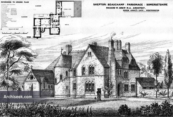 1873 – Shepton Beauchamp Parsonage, Somerset