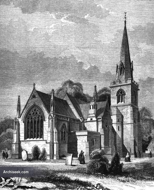 1862 – Church, Ilminster, Somerset