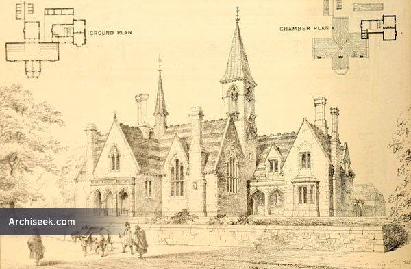 1868 – Schools, Stogursey, Somerset