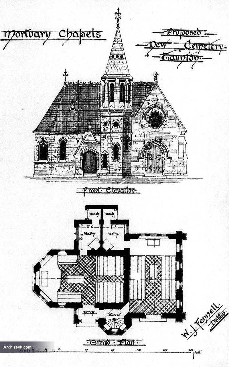 1875 – Mortuary Chapel, Taunton, Somerset